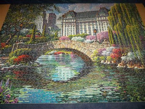 big ben jigsaw puzzlespringtime   yorkbob pejman