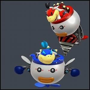Replace All Koopalings  Super Smash Bros   Wii U    Skin Mods
