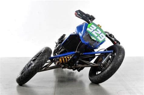 Tremoto Leaning Reverse Trike Developments