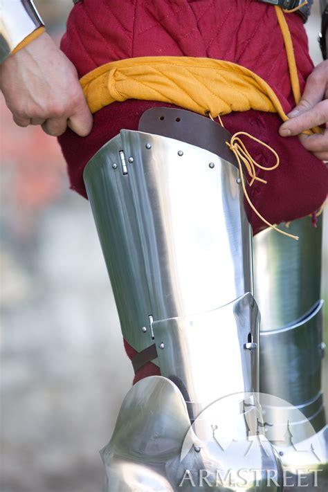 armor legs    combat kit   stainless