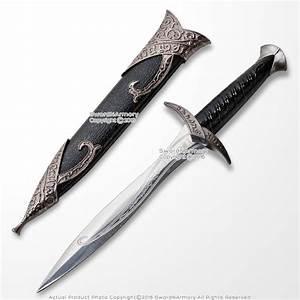 1025quot elven sting dagger miniature letter opener fantasy With letter opener sheath