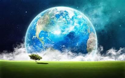 Earth Landscape Wallpapers Desktop Mobile Iphone Wallpapertag
