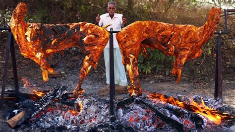 lamb roast recipe grilled full goats recipe big