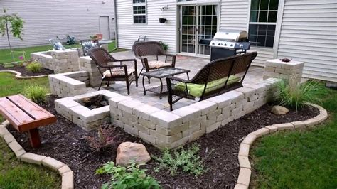 How To Build A Patio by How To Build A Patio With Pavers On A Slope