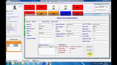 hotel front desk system budget hotel software online and front office system