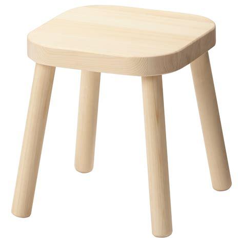 wooden stool ikea flisat children s stool 24x24x28 cm ikea