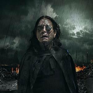 Ozzy Osbourne – Black Rain Album Promoshoot 16   Photos ...