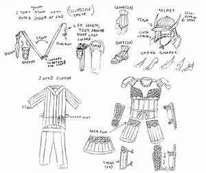 Armor Diagram    By Tspoonami On Deviantart