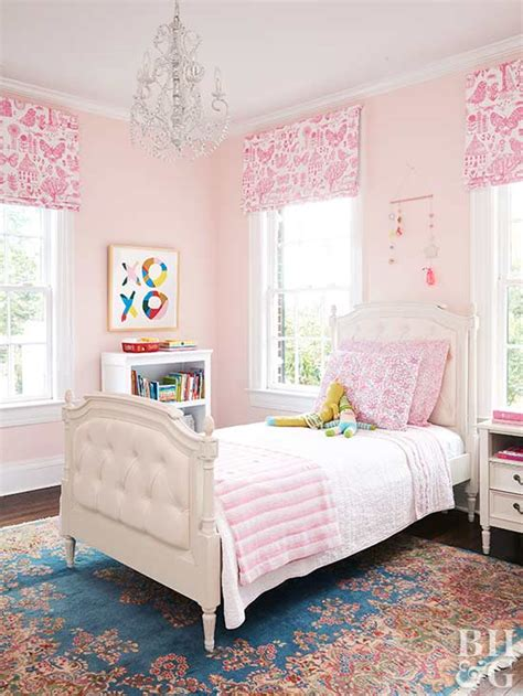 Pink Bedroom Interior Design Decorating Ideas Images Tips Accessories by Kid S Bedroom Ideas For Better Homes Gardens