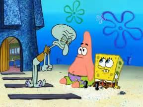 Spongebob SquarePants Squidward