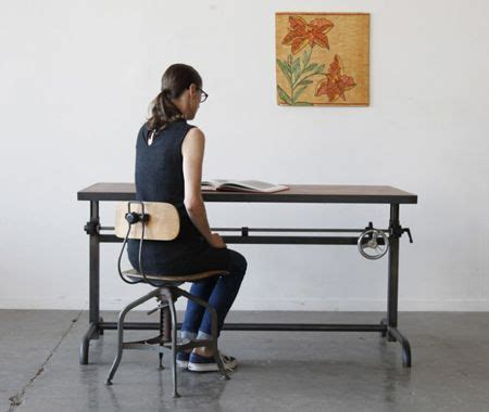 industrial stand up desk 9 best home office images on pinterest home office home