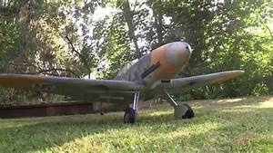Fms Bf-109 G2 With Sound