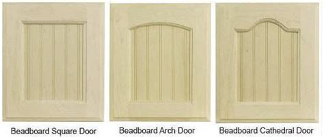 Custom Beadboard Door