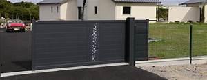 Portails coulissants carcassonne mp stores portails et for Porte en bois moderne exterieur 12 portails coulissants carcassonne mp stores portails et