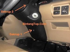 Menonaktifkan Alarm  Melepas  Mengganti Box Receiver Mobil