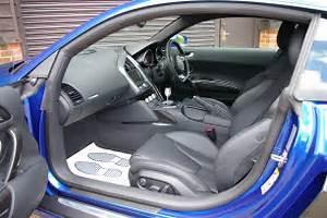 Used Audi R8 V10 5 2 Quattro 6 Speed Manual Coupe