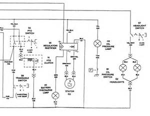 John Deere LX176 Wiring-Diagram
