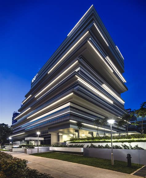 Building Design by 100pp Office Building Ministry Of Design Archdaily