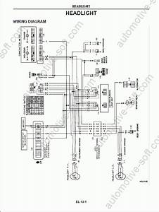 Service Manual Nissan Diesel Ud  Maintenance  Electrical