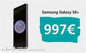Preis Samsung Galaxy S9 : samsung galaxy s9 und galaxy s9 preise geleakt android ~ Jslefanu.com Haus und Dekorationen