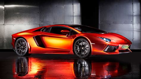 2013 Print Tech Lamborghini Aventador Wallpapers