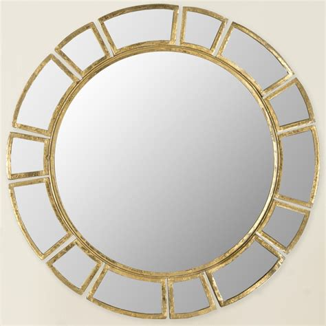 Safavieh Sunburst Mirror by Safavieh Mirage Sunburst Wall Mirror Reviews Wayfair