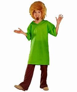 Scooby-doo Shaggy Scooby Doo Movie Costumes Costume - Kids ...