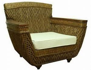 Fauteuil Exterieur Osier : le fauteuil osier est chic et cosy ~ Premium-room.com Idées de Décoration