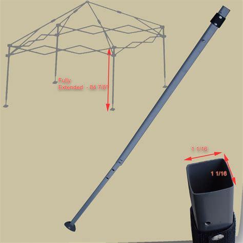 coleman 12x12 canopy coleman leg 12x12 canopy extended adjustable leg