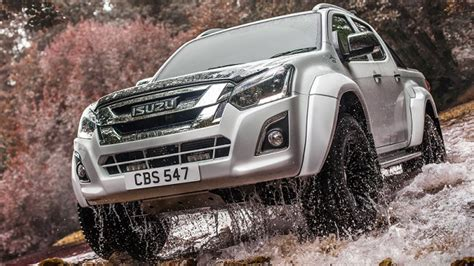 2019 Isuzu Dmax Engine Options And Safety Features 2019