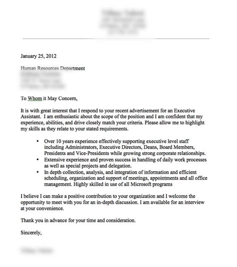 great resume cover letter ideas a cover letter exle resume tips