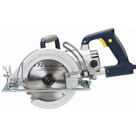circular tile cutter harbor freight 7 1 4 in 13 professional worm drive framing saw