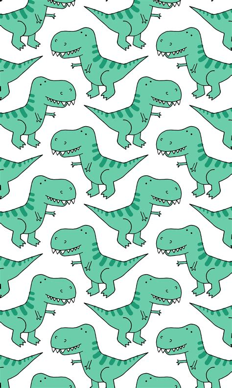 aesthetic dinosaur wallpaper iphone
