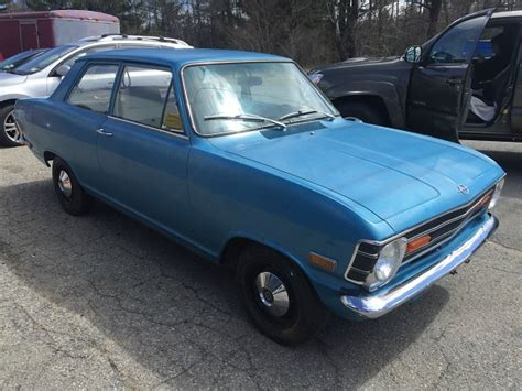 Opels For Sale by Barn Find 1970 Opel Kadett German Cars For Sale