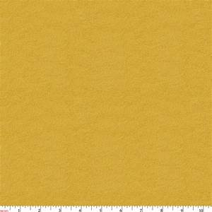 Solid Gold Minky Fabric by the Yard Gold Fabric