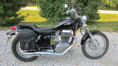 2007 Suzuki S40 by Buy 2007 Suzuki Boulevard S40 Cruiser On 2040 Motos