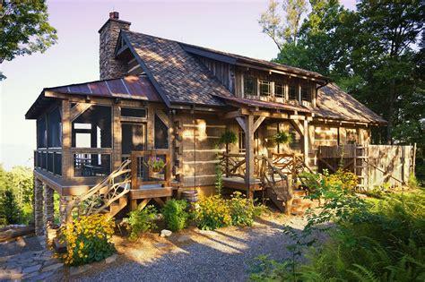 Luxury Log Homes And Hand Hewn Homes  Hearthstone Homes, Inc