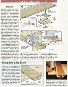 DIY Circular Saw Guide • WoodArchivist