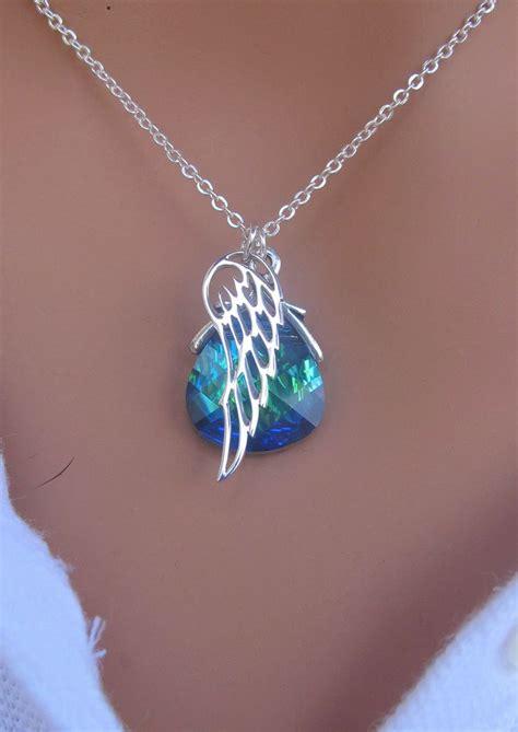 swarovski crystal necklace ideas  pinterest
