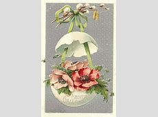 Goodbye, House Hello, Home! Blog Antique Easter Postcards
