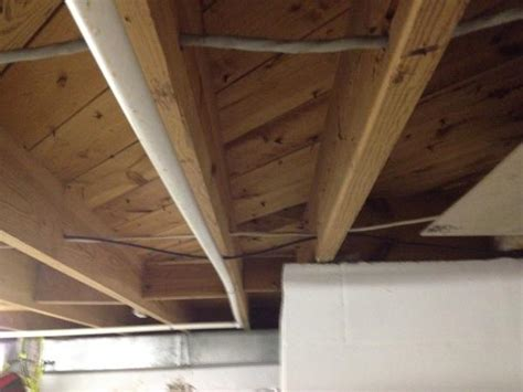 Sistering Floor Joists To Increase Span by Joist Sistering Question Doityourself Community Forums
