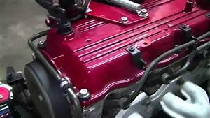 B3 Engine Dyno Control Test    Making Torque
