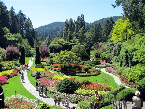 Gardens Bc - vancouver two day trips experience transat