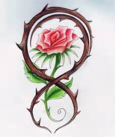 Rose with Thorns Designs