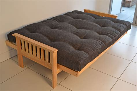 Futon And Bed by 3 Seater Nashville Futon