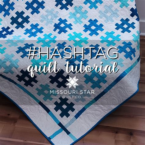 missouri quilting company deal of the day new friday tutorial the hashtag quilt