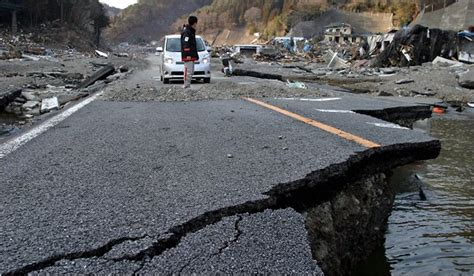 Extent Of Infrastructure Damage In Japan Is Still Unclear