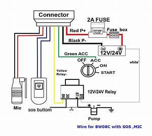 Gps Wiring Diagram
