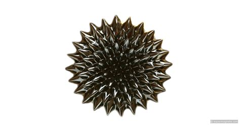 ferrofluid magnetic fluid  experiments supermagnete