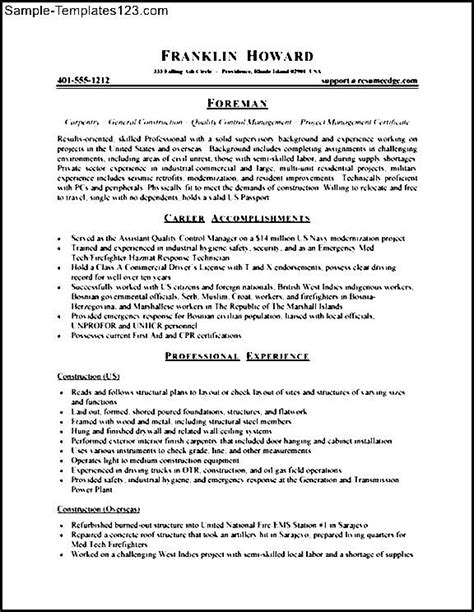 Abilities Exles For Resume by Sle Resume Skills And Abilities Sle Templates